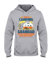 Grandad - Camping Cooler Hooded Sweatshirt thumbnail