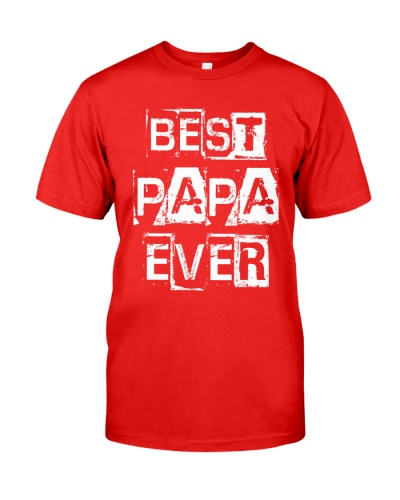 Best Papa Ever - RV2