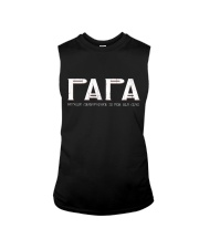 Papa because grandfather for old guy - RV4 Sleeveless Tee thumbnail