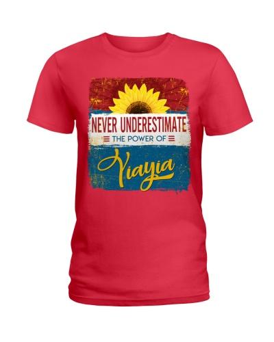Never underestimate the power of Yiayia