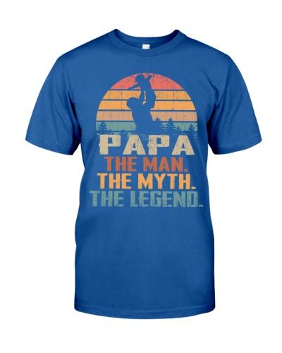 Papa - The Man - The Myth - V1