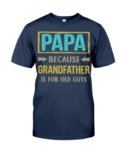Papa Cooler Grandfather