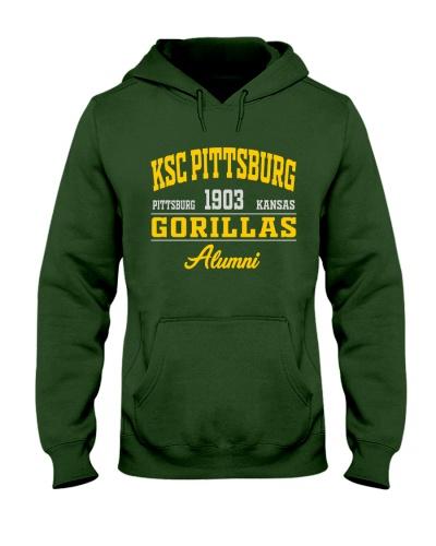 KSC Pittsburg Alumni