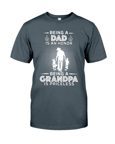 Being a Grandpa is priceless RV