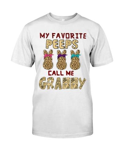 Favorite Peeps call me Granny