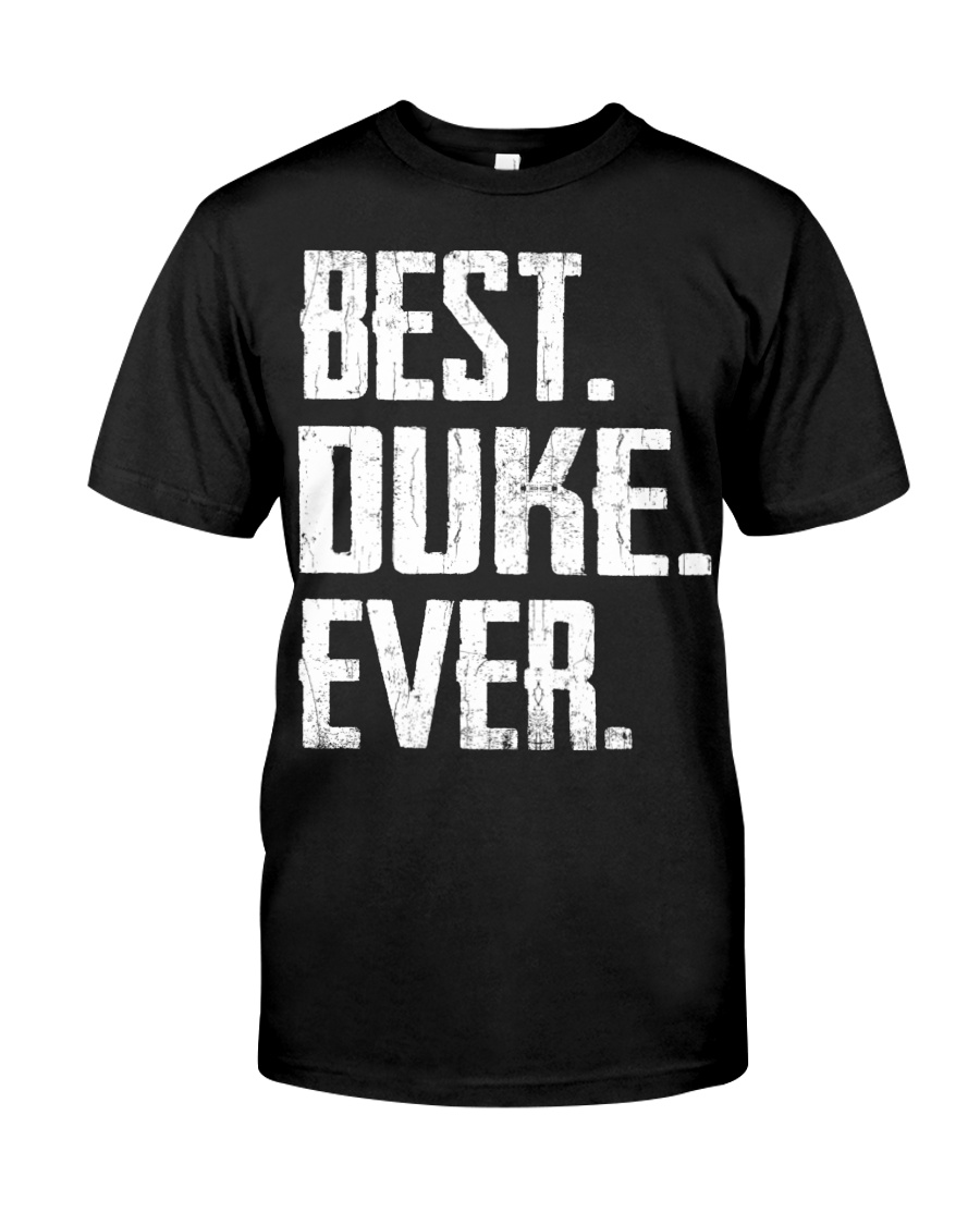 New - Best Duke Ever Classic T-Shirt