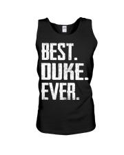 New - Best Duke Ever Unisex Tank thumbnail