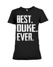 New - Best Duke Ever Premium Fit Ladies Tee thumbnail