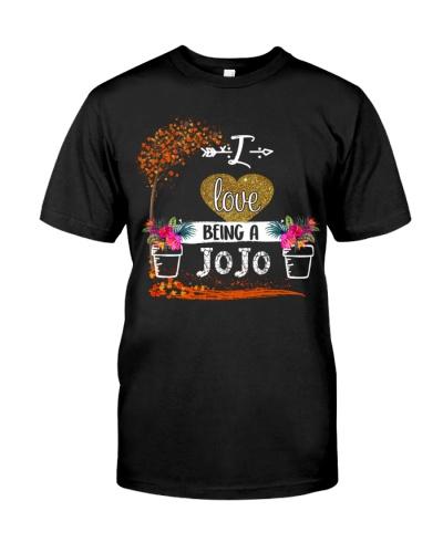 TR I love being Jojo