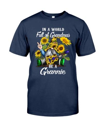 Full of Grandmas be a Grannie