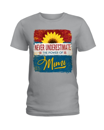 Never underestimate the power of Mimi