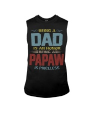 Being a Papaw is priceless Sleeveless Tee thumbnail