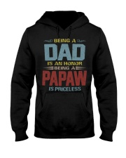 Being a Papaw is priceless Hooded Sweatshirt thumbnail