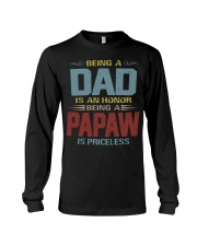 Being a Papaw is priceless Long Sleeve Tee thumbnail