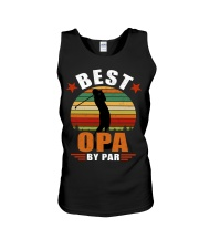 Best Opa By Par Unisex Tank thumbnail