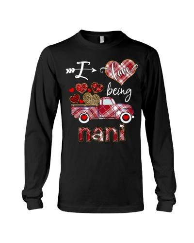 I Love Being nani - A1