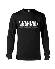 Grandad because grandfather for old guy - RV4 Long Sleeve Tee thumbnail