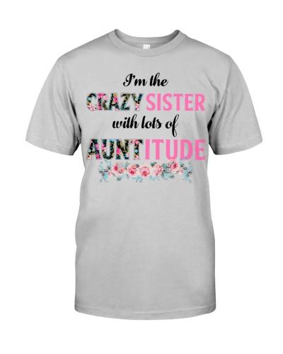 Crazy sister - Auntitude