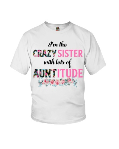 Crazy sister - Auntitude