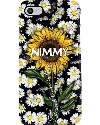 Blessed to be called Nimmy - Sunflower art