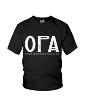 Opa because grandfather for old guy - RV4 Youth T-Shirt thumbnail