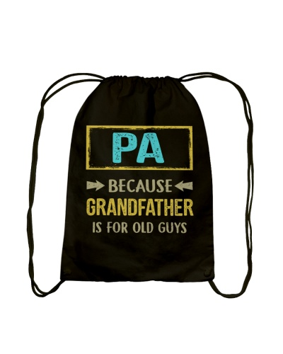 Pa Cooler Grandfather - Back