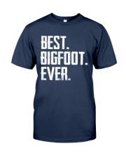 Best Bigfoot Ever - V1 Classic T-Shirt front