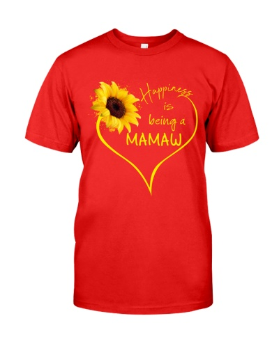 Happiness Mamaw - Flower Love