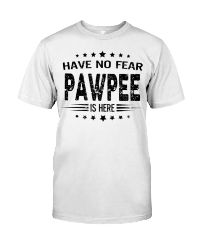 Have no fear - PawPee is here