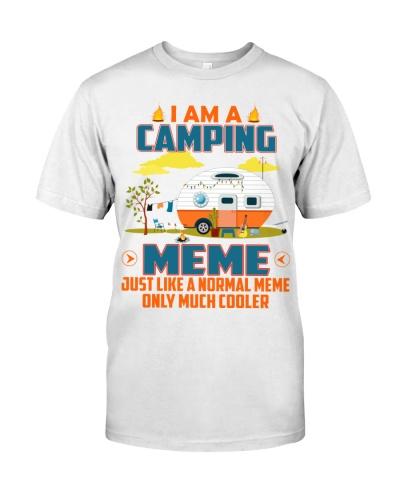 MEME - CAMPING COOLER
