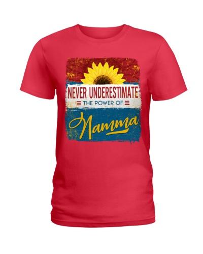 Never underestimate the power of Namma