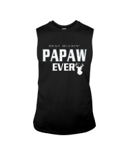 Best buckin' papaw ever Sleeveless Tee thumbnail