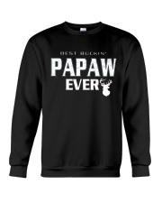 Best buckin' papaw ever Crewneck Sweatshirt thumbnail