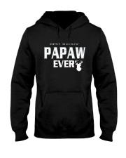 Best buckin' papaw ever Hooded Sweatshirt thumbnail