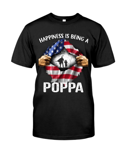 Happiness is being a POPPA
