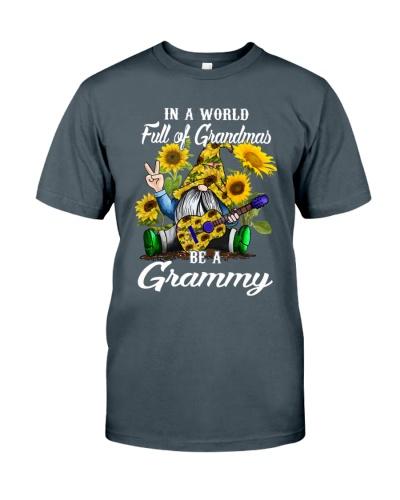 Full of Grandmas be a Grammy