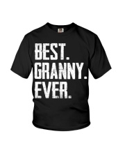 New - Best Granny Ever Youth T-Shirt thumbnail