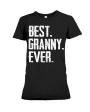 New - Best Granny Ever Premium Fit Ladies Tee thumbnail