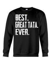 New - Best Great Tata Ever Crewneck Sweatshirt thumbnail