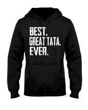New - Best Great Tata Ever Hooded Sweatshirt thumbnail