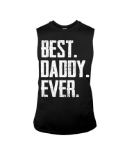 New - Best Daddy Ever Sleeveless Tee thumbnail