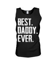 New - Best Daddy Ever Unisex Tank thumbnail