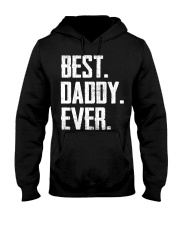 New - Best Daddy Ever Hooded Sweatshirt thumbnail