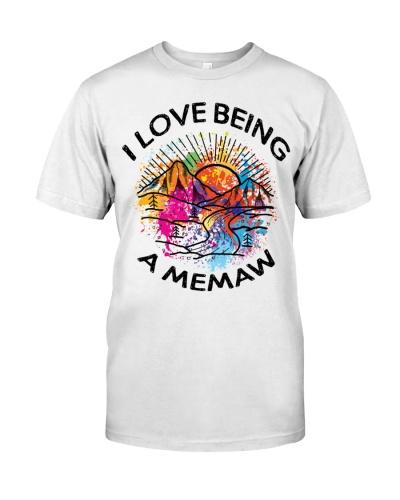 I love being A MEMAW-H