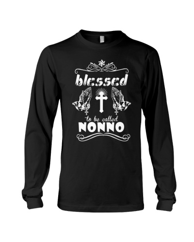 Blessed to be called nonno  prays