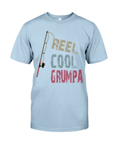 Reel cool grumpa black