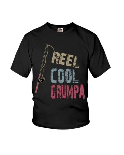 Reel cool grumpa black