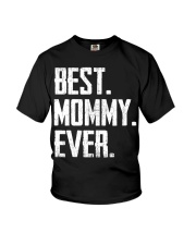 New - Best Mommy Ever Youth T-Shirt thumbnail