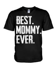 New - Best Mommy Ever V-Neck T-Shirt thumbnail