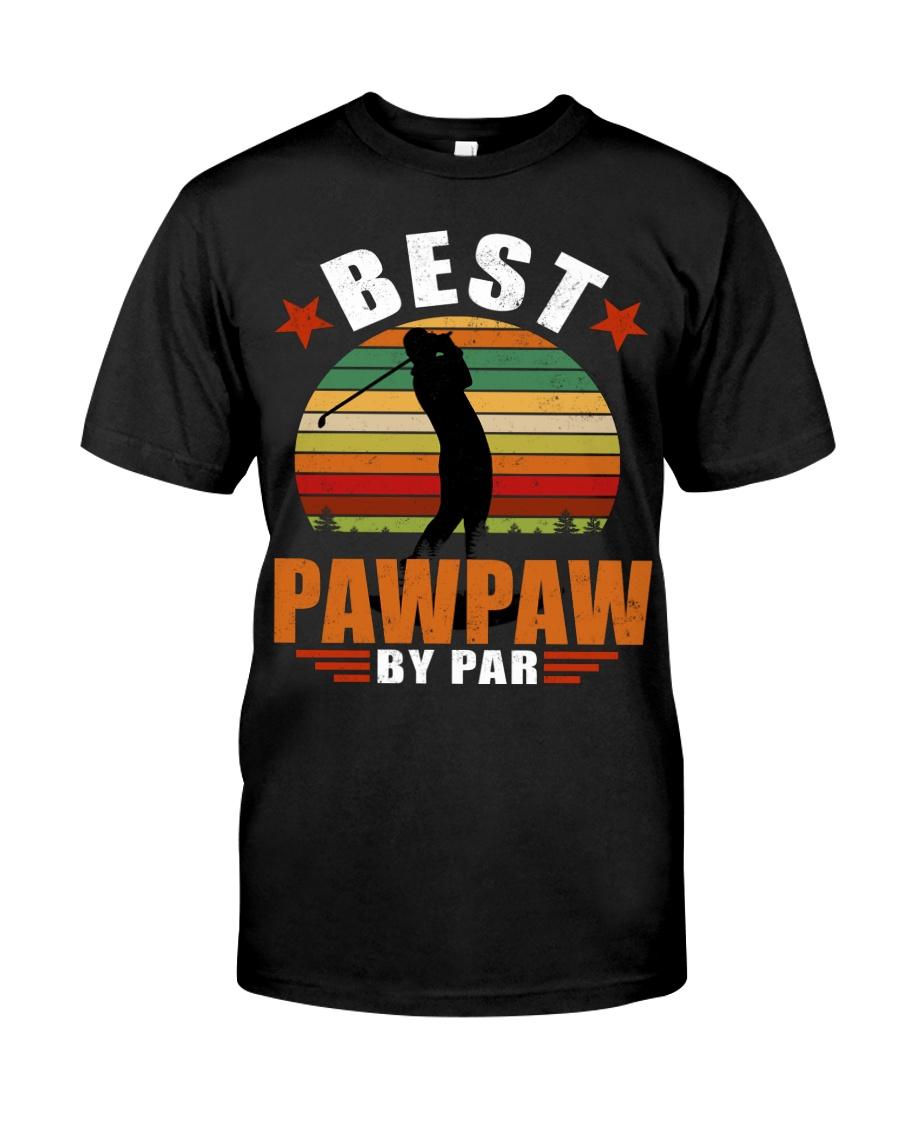 Best Pawpaw By Par Classic T-Shirt